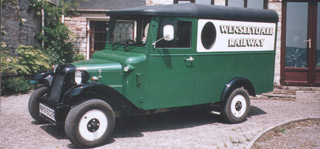 A green Vantique